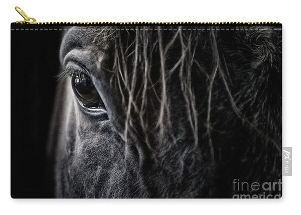 A Race Horse Named Tikki Carry-all Pouch