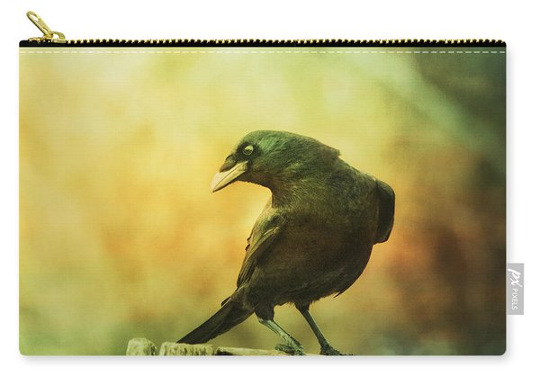 A Ravens Poise Carry-all Pouch