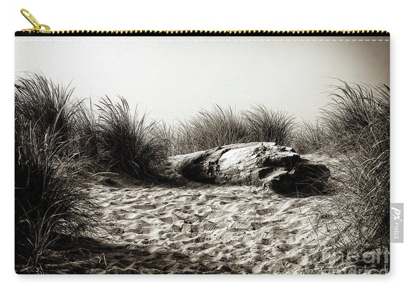 A Resting Place On The Dune Carry-all Pouch