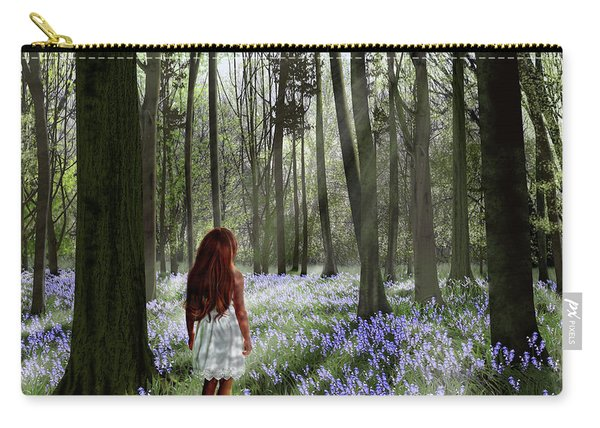 A Return To Innocence Carry-all Pouch