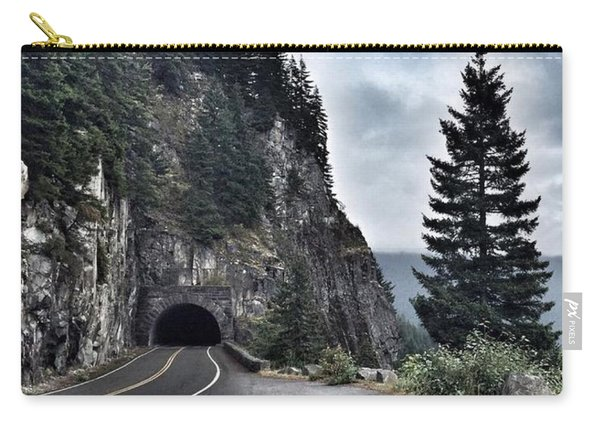 A Road To Nowhere Carry-all Pouch