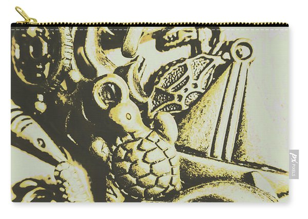A Sailors Charm Carry-all Pouch