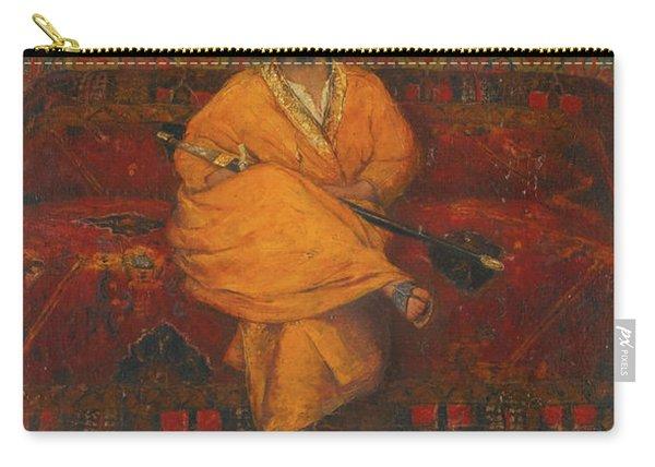 A Samurai Carry-all Pouch