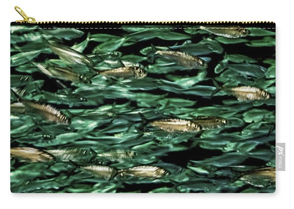 A School Of Fish Carry-all Pouch