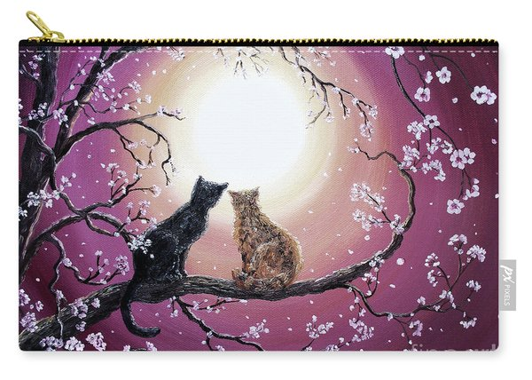 A Shared Moment Carry-all Pouch