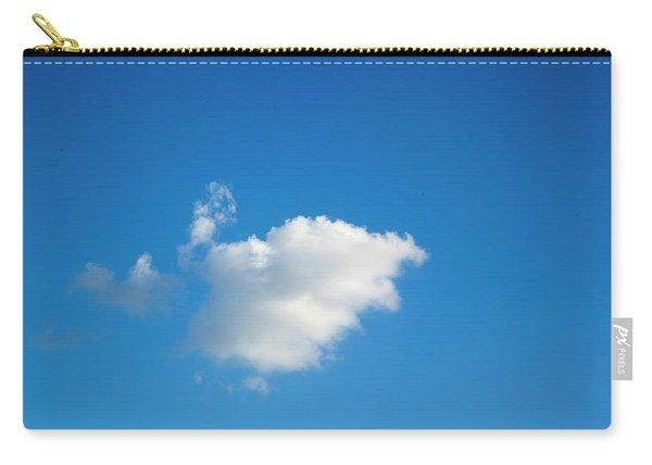 A Single Cloud Carry-all Pouch