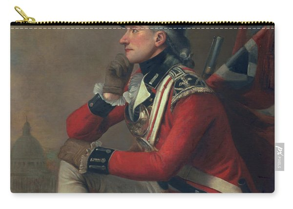 A Soldier Called Major John Andre Carry-all Pouch