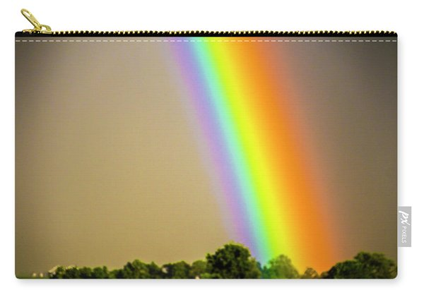 Carry-all Pouch featuring the photograph A Spectrum Of Nebraska 002 by NebraskaSC