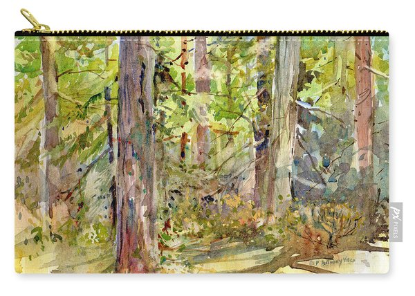 A Stand Of Trees Carry-all Pouch