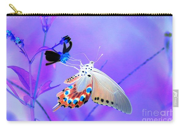 A Strange Butterfly Dream Carry-all Pouch