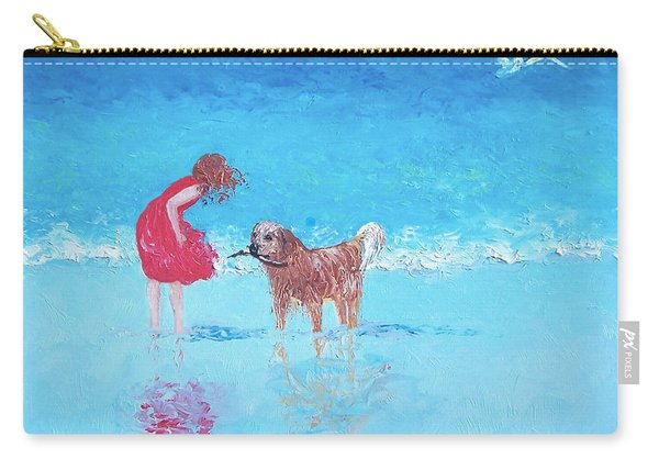 A Summer Breeze Carry-all Pouch