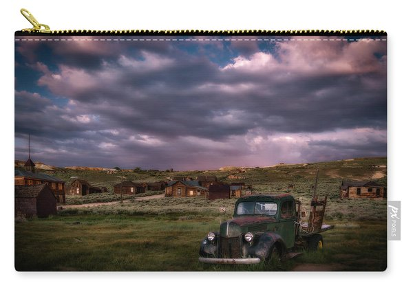 A Summer Evening In Bodie Carry-all Pouch