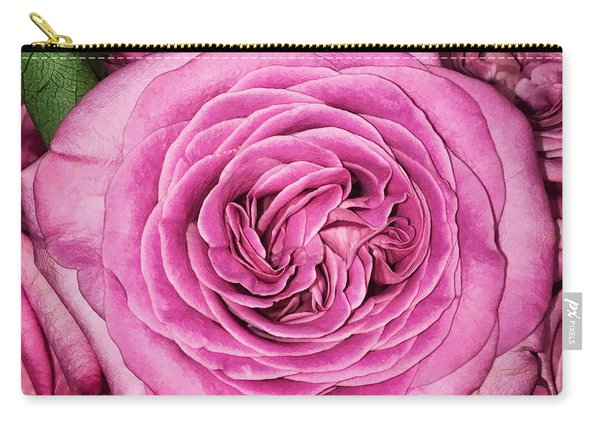 A Thousand Petals Carry-all Pouch