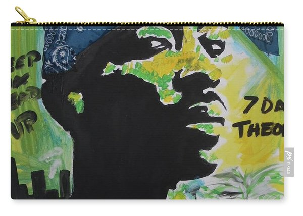 A Thugs Mind Carry-all Pouch