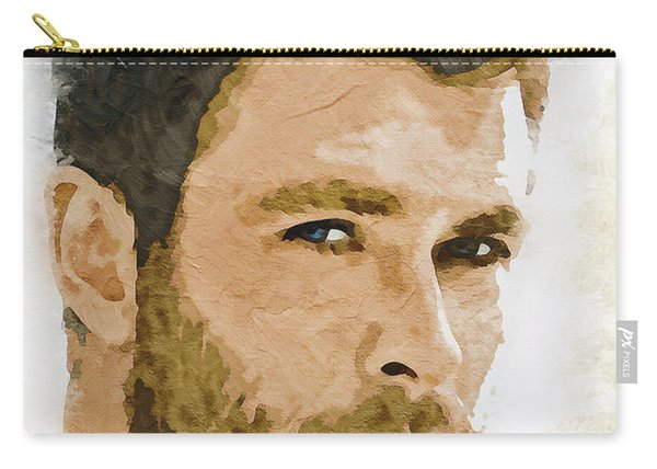 A Tribute To Chris Hemsworth Carry-all Pouch