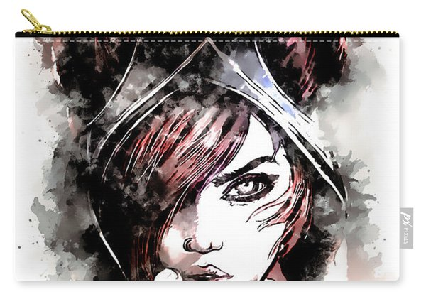 A Tribute To Xayah Carry-all Pouch