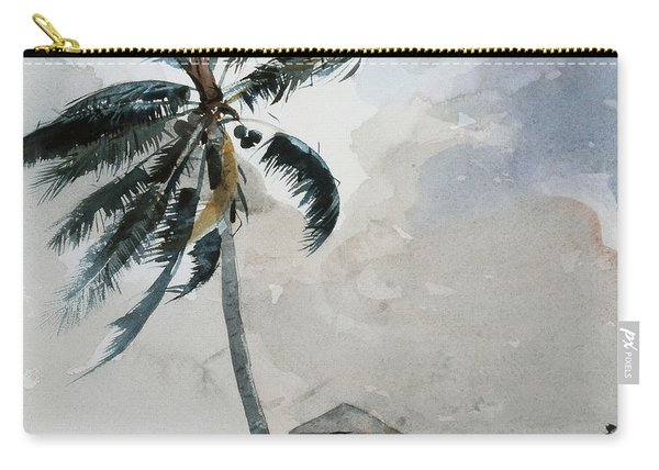 A Tropical Breeze Carry-all Pouch