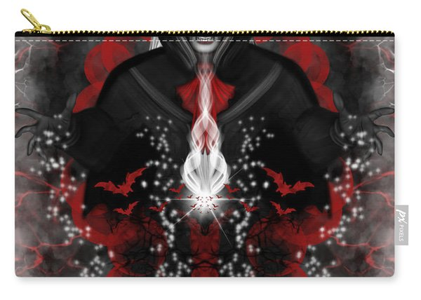 A Vampire Quest Fantasy Art Carry-all Pouch