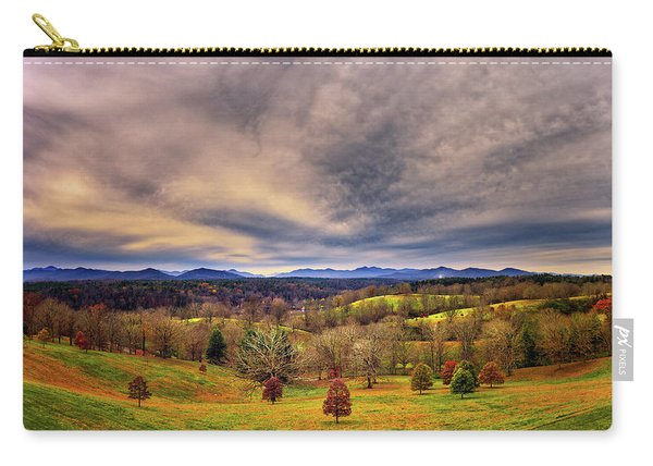 A View From The Biltmore Carry-all Pouch
