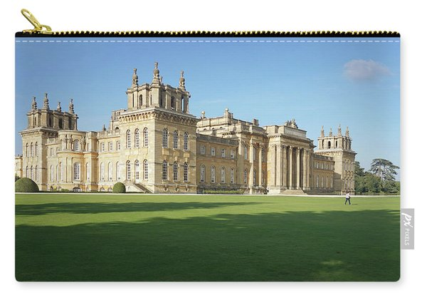 A View Of Blenheim Palace Carry-all Pouch