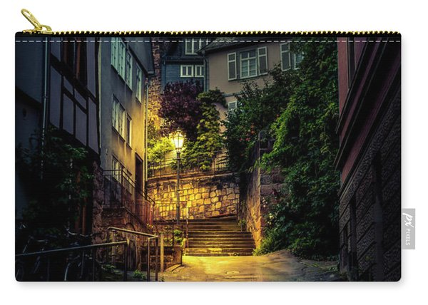 A Wet Evening In Marburg Carry-all Pouch