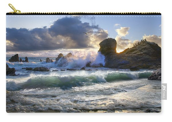 A Whisper In The Wind Carry-all Pouch