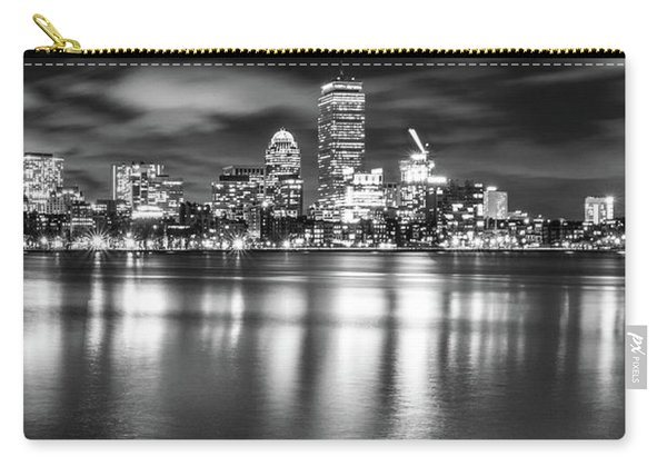 A Windy Night In Boston Carry-all Pouch