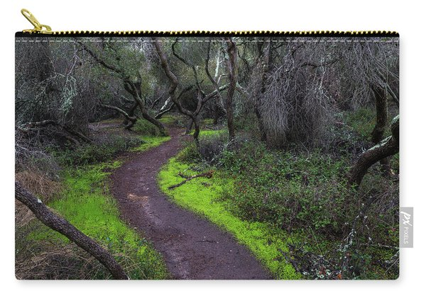 A Windy Path Carry-all Pouch