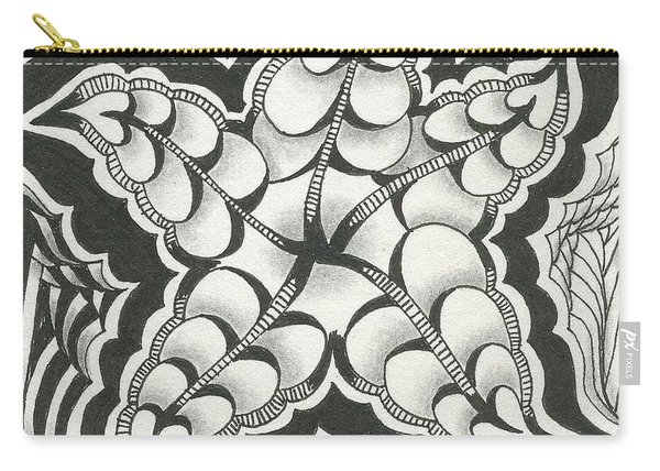 A Woman's Heart Carry-all Pouch