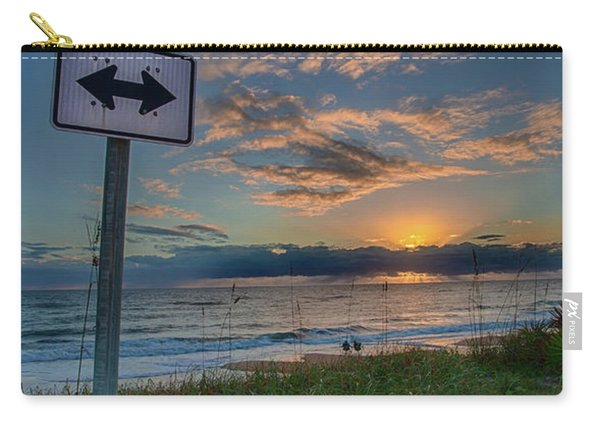 A1a Sunrise Carry-all Pouch