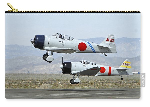 A6m Zero Take Off Carry-all Pouch