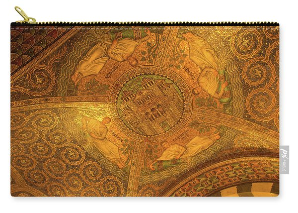 Aachen Cathedral Carry-all Pouch