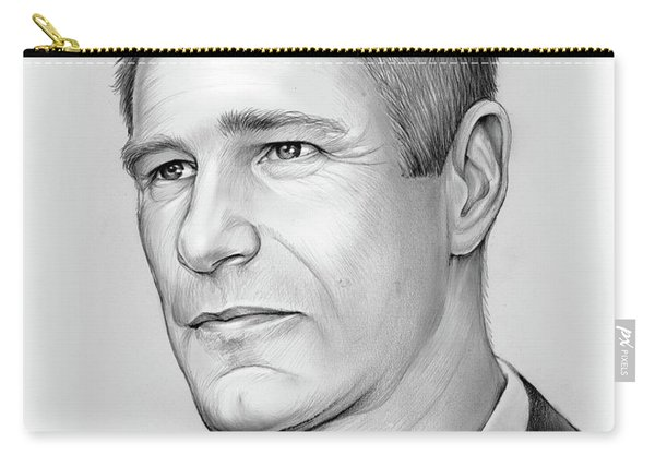 Aaron Eckhart Carry-all Pouch