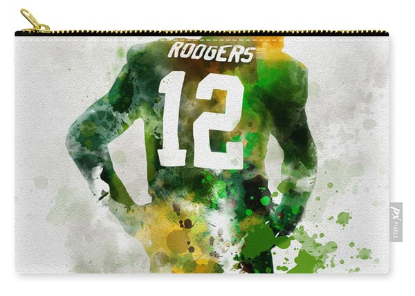 Aaron Rodgers Carry-all Pouch