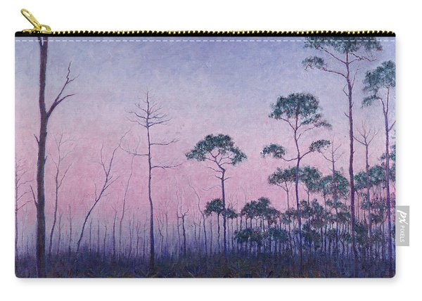 Abaco Pines At Dusk Carry-all Pouch