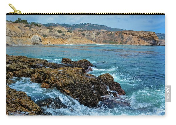 Abalone Cove Shoreline Park Sacred Cove Carry-all Pouch