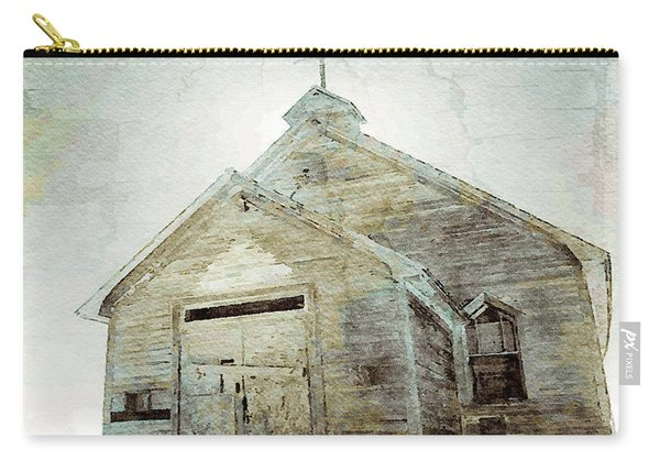 Abandoned Church 1 Carry-all Pouch