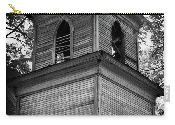 Abandoned Church Steeple Carry-all Pouch