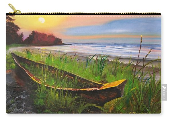 Abandoned Dhow  Carry-all Pouch