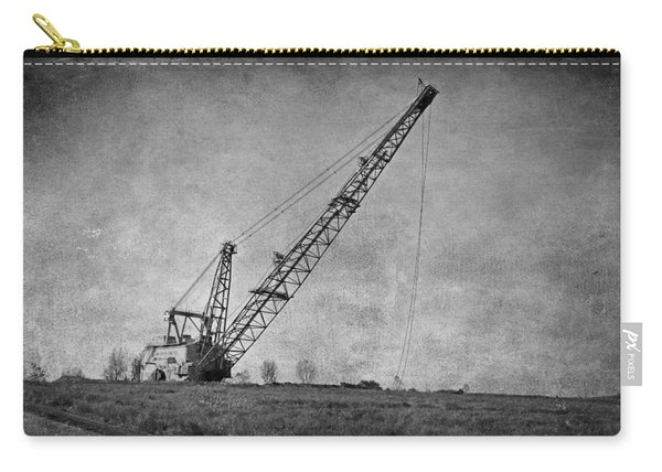 Abandoned Dragline Carry-all Pouch