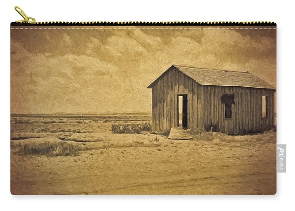 Abandoned Dust Bowl Home Carry-all Pouch