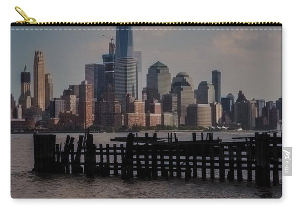 Abandoned Hoboken Pier Carry-all Pouch
