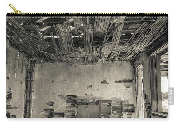 Abandoned Home Widtsoe Ghost Town Carry-all Pouch