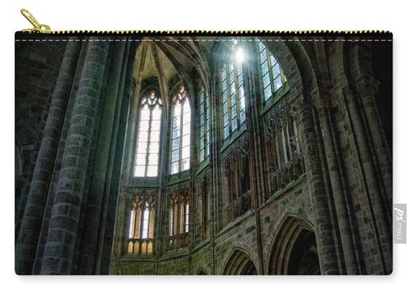 Abbey With Heavenly Light Carry-all Pouch