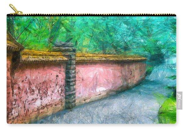 Abby Aldrich Rockefeller Garden Pencil Carry-all Pouch