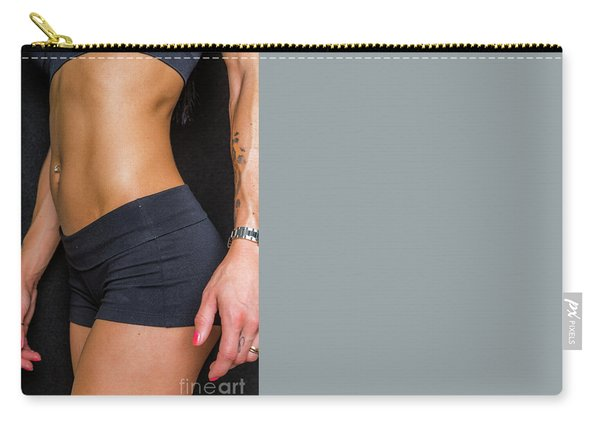 Abdominal Muscles Carry-all Pouch
