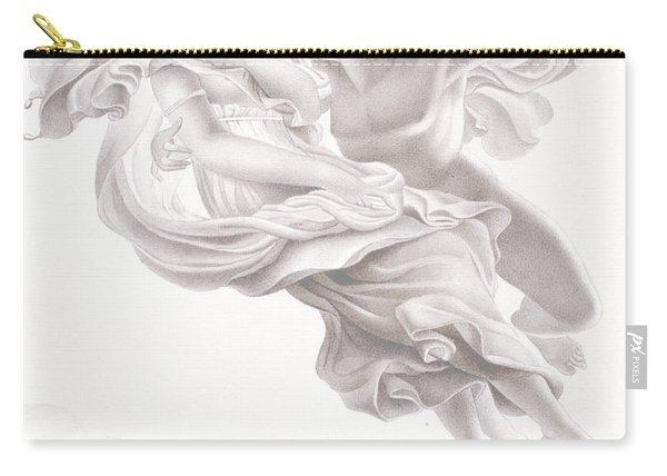 Abduction Of Psyche Carry-all Pouch