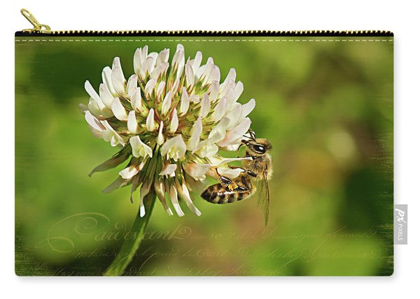 Abeille Carry-all Pouch