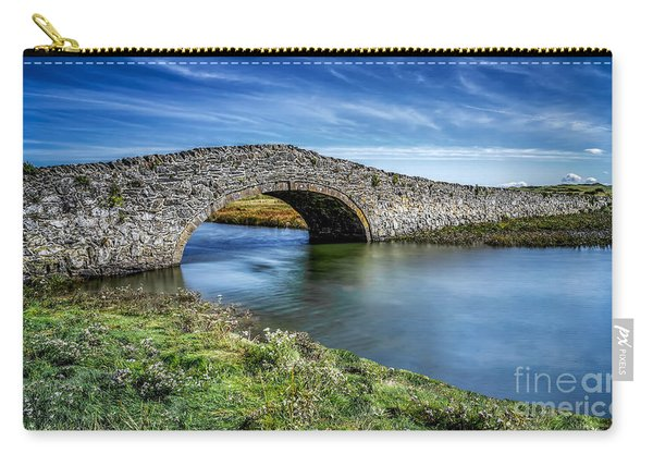 Aberffraw Bridge Carry-all Pouch