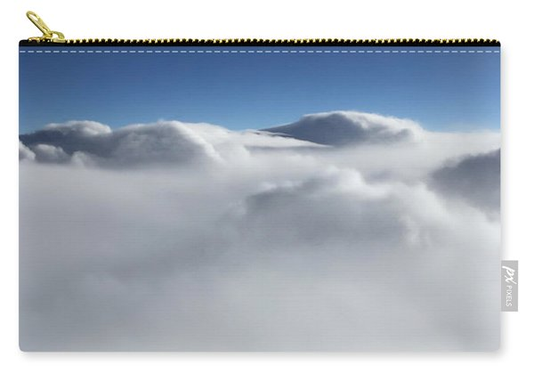 Above The Clouds II Carry-all Pouch